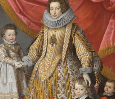 Ritratto di Margherita Medici