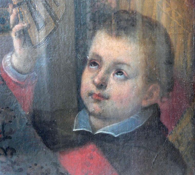 Giovane Carlo Borromeo