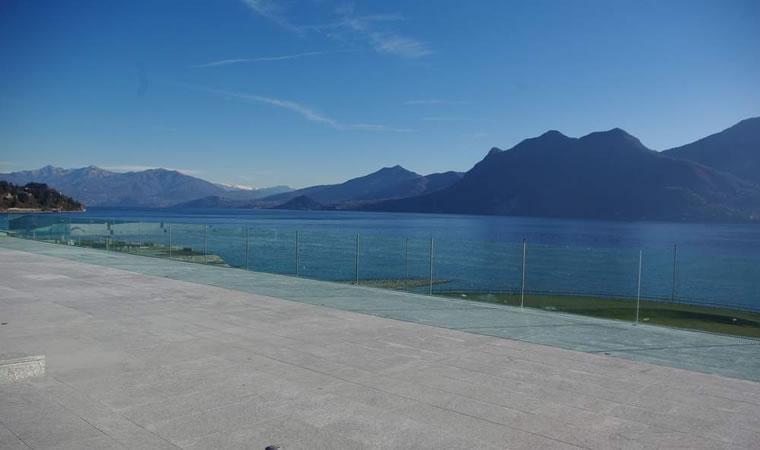 Terrazzo panoramico CEM Verbania