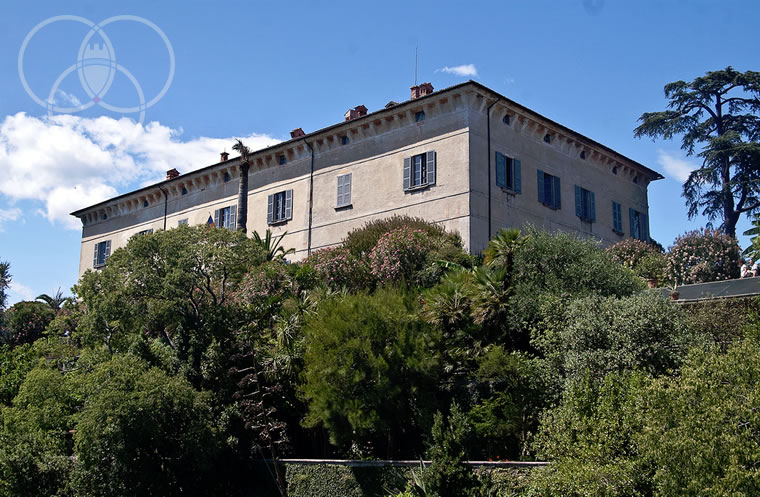 Palazzo Borromeo Isola Madre