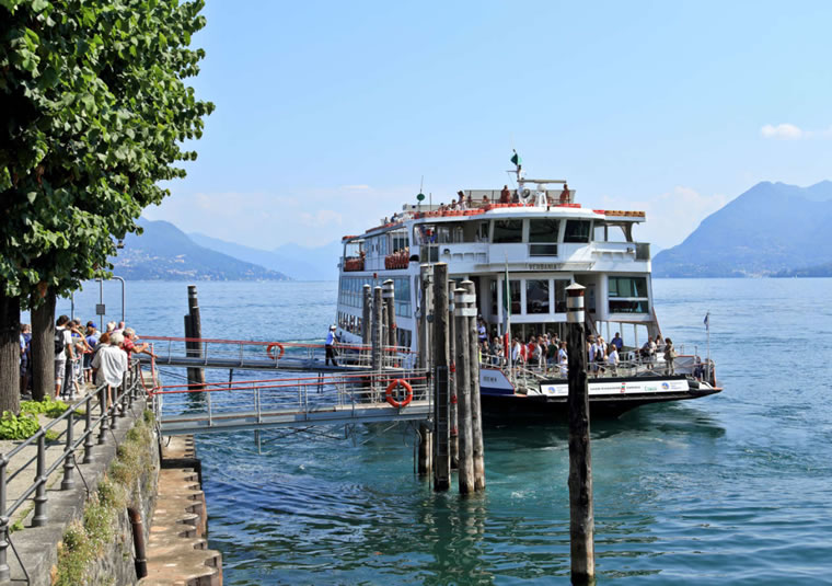 Motonave Lago Maggiore Express