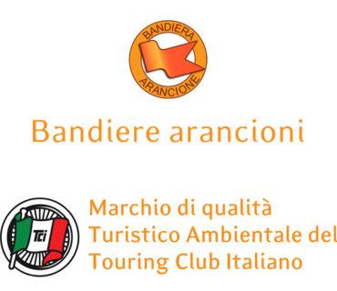 Bandiere Arancioni Lago Maggiore