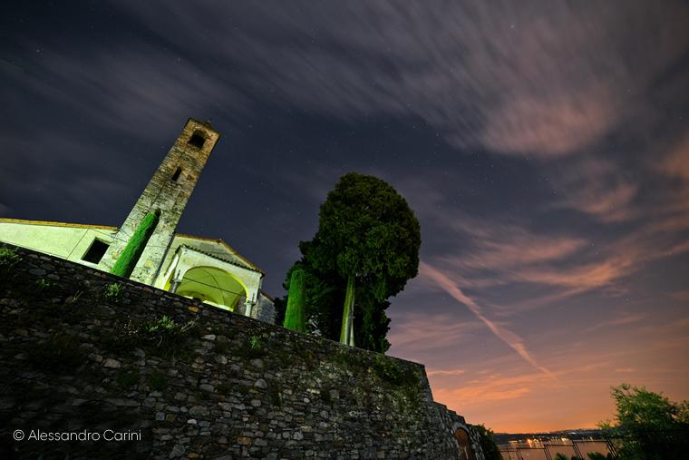 Chiesa vecchia Belgirate Lago Maggiore