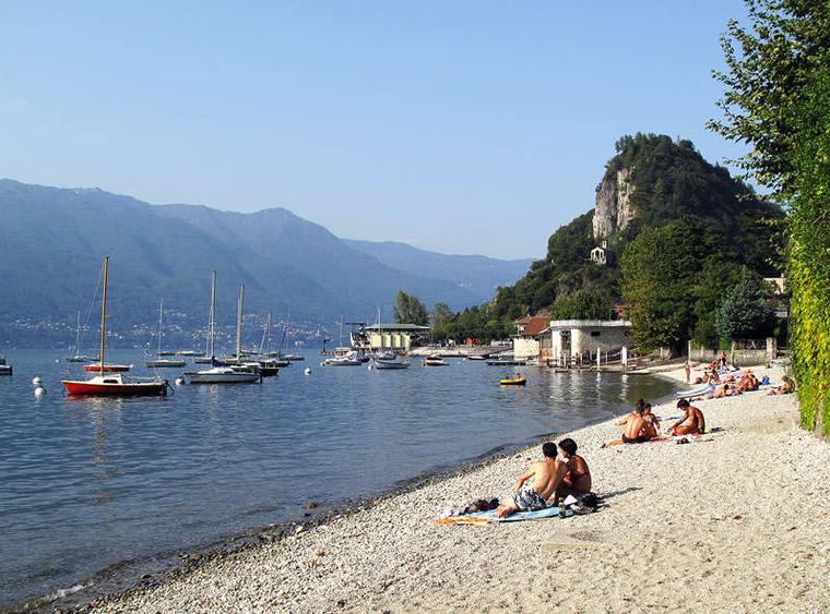 Spiaggia Lago Maggiore