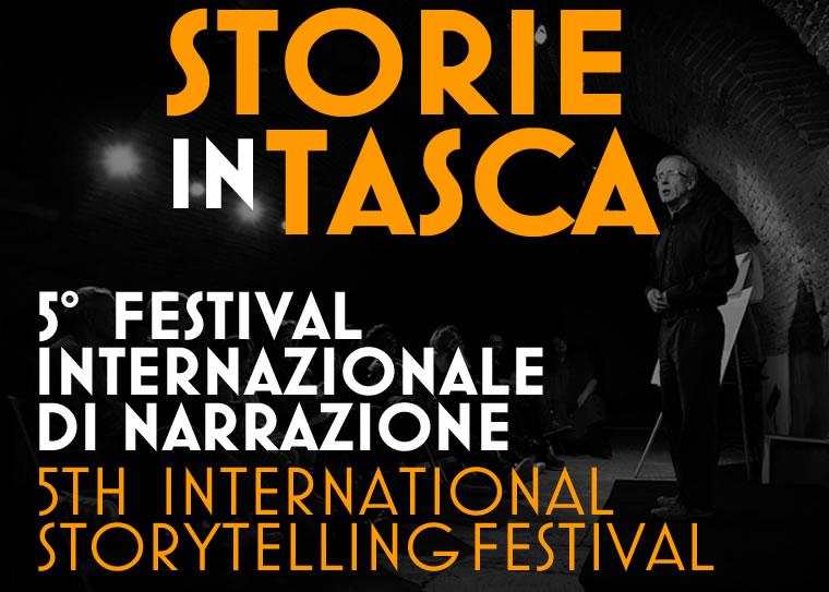 Festival Internazionale di Narrazione Storie in Tasca