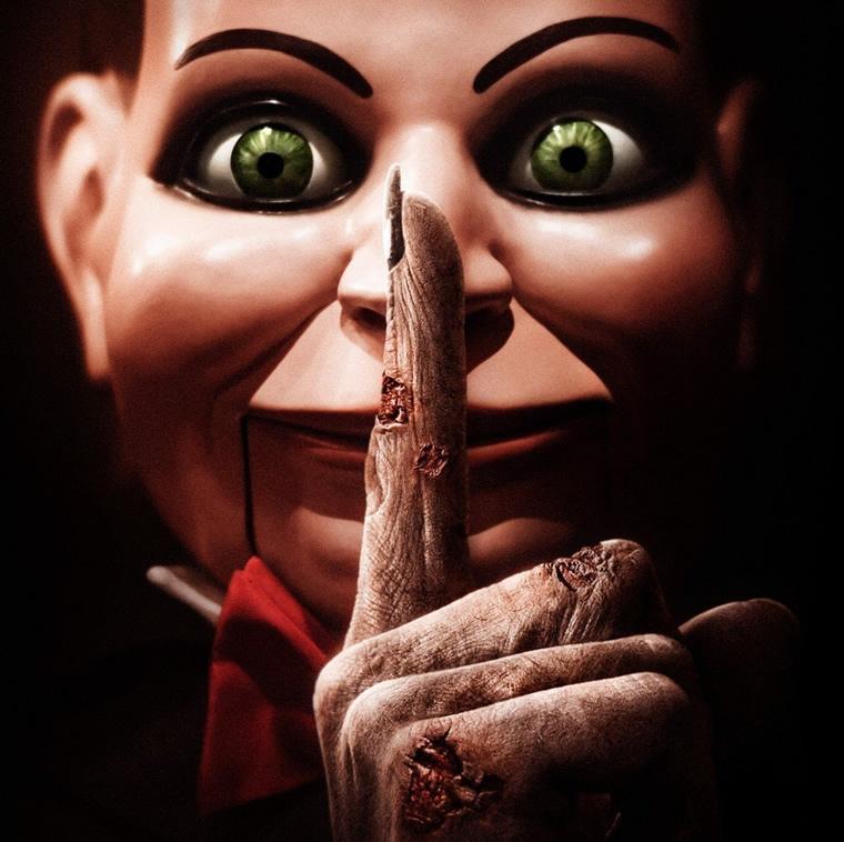 Burattino horror halloween