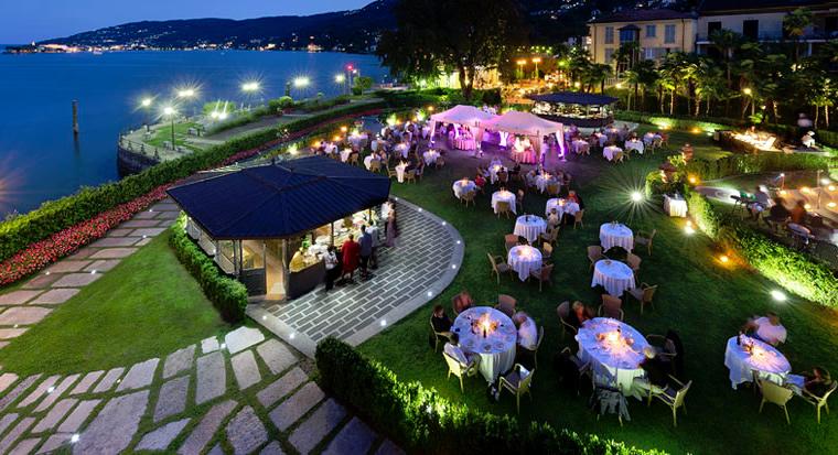 Location matrimonio lago Maggiore