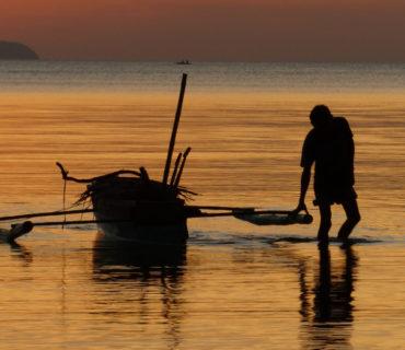 Pescatore Lago Maggiore