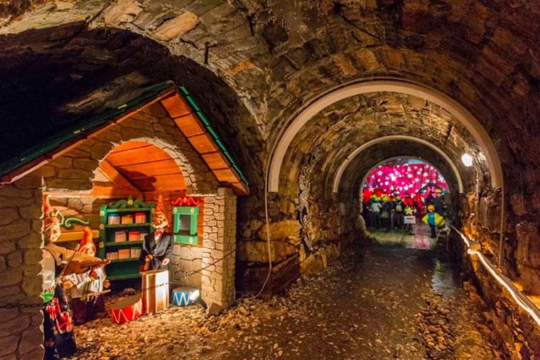 Grotta Babbo Natale Ornavasso