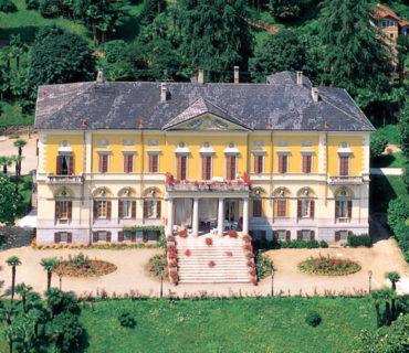Villa Faraggiana Meina