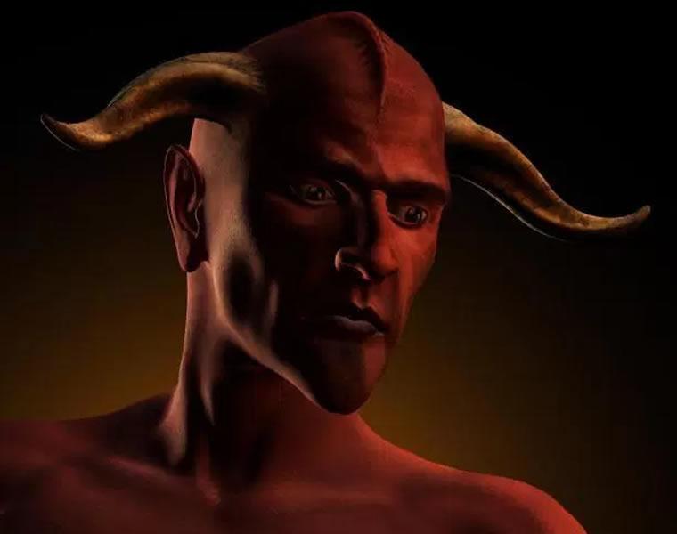 Il Diavolo fra Laveno e Luino