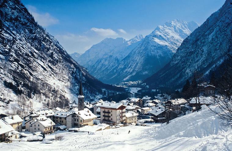Alagna Val Sesia