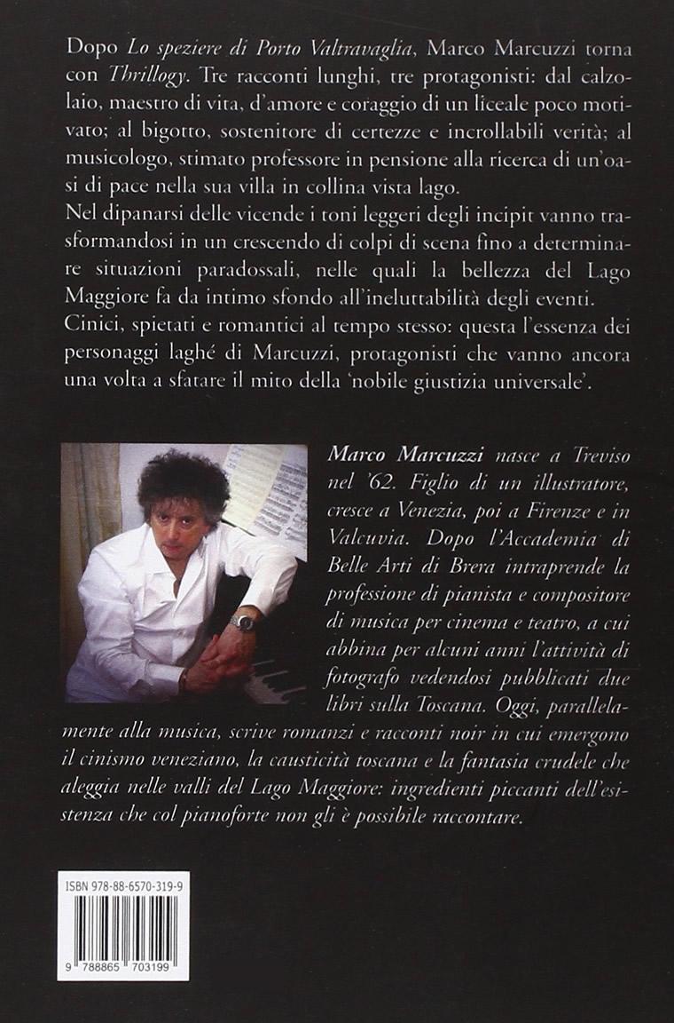 Thrillogy Marco Marcuzzi
