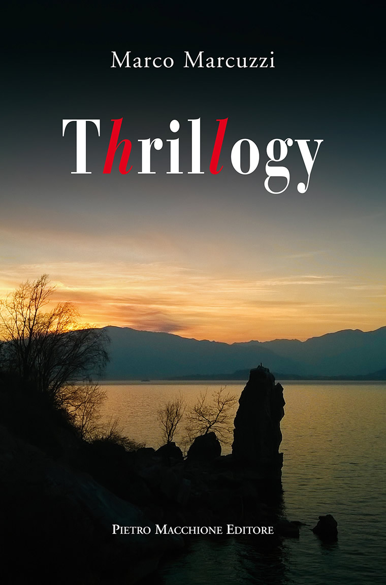 Thrillogy Marco Marcuzzi book