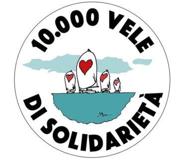 10.000 vele di solidarietà
