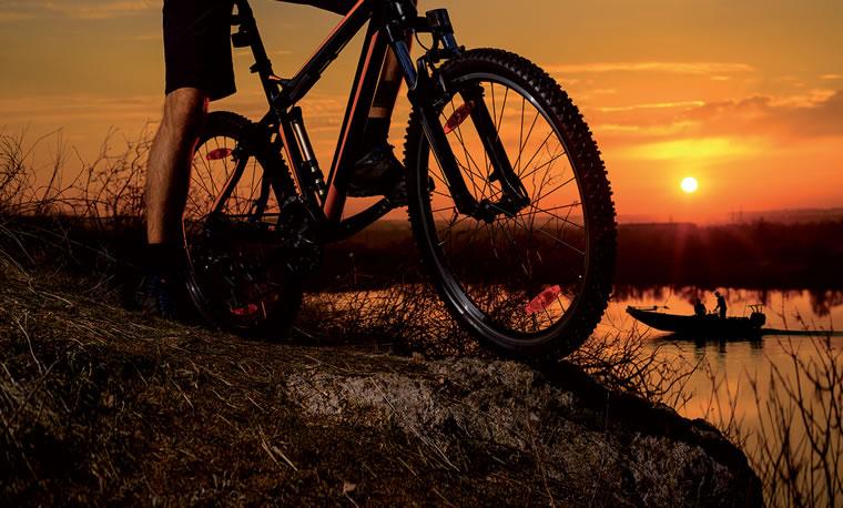 Bike lago Maggiore