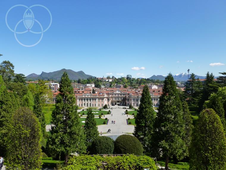 Palazzo e giardini estensi Varese