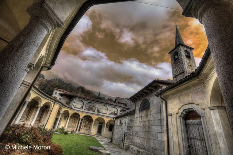 Mergozzo - Chiesa della Beata Vergine Assunta